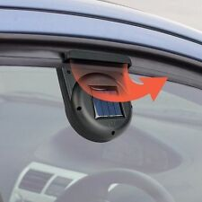 Solar Power Car Window Fan Auto Ventilator Cooler Air Vent Vehicle Ventilation