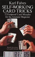 Self-Working Card Tricks (Cards, Coins, and Other Magic) by Karl Fulves