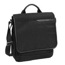 Johnston & Murphy Netbook Messenger Bag Men's bag Black NEW $200