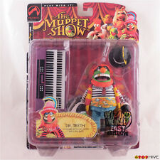Muppet Show Electric Mayhem Dr. Teeth Wizard World Exclusive by Palisades - worn