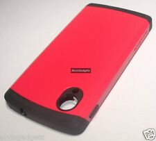 TPU Slim 2 Tone Back Case For LG Google Nexus 5