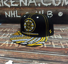 "Boston Bruins Zephyr ""Kona"" Adjustable Snapback"