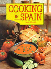 Cooking in Spain,GOOD Book