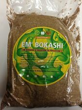 1kg EM Organic Bokashi Bran Mix - for food composters