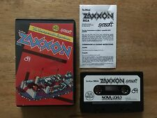 COMMODORE 64 (C64) - ZAXXON - GAME