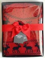 Womens /Girls Abercrombie & Fitch Gift Set Hat & Eternity Scarf CLEARANCE REG$68