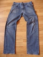 mens HUGO BOSS arkansas jeans - size 34/32 good condition