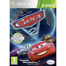 Disney PIXAR Cars 2 The Video Game Xbox 360 Microsoft Xbox 360 PAL Brand New