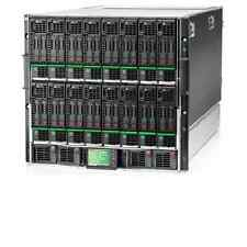 16 x HP ProLiant BL460c GEN8 Blade Servers 32 x XEON E5-2680  512 CORES  1536GB