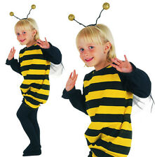 Childrens Kids Bumble Bee Fancy Dress Costume Kids Childd Outfit 2-3 Yrs