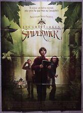 Affiche LES CHRONIQUES DE SPIDERWICK Spiderwick Chronicles Mark Waters 120x160*