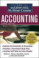 The McGraw-Hill 36-Hour Accounting Course, 4th Ed (McGraw-Hill 36-Hour Courses),