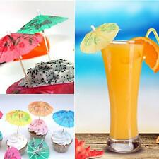 Creative Paper Flowers to Decorate A Small Umbrella Sign DIY Accessories