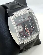De Grisogono Power Breaker Chronograph Automatic Diamonds Men's Watch *MINT*