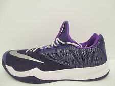 NEW - NIKE Zoom The Run Purple James Harden Basketball Shoes 685779 505 - Sz 16