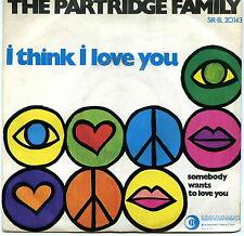 THE PARTRIDGE FAMILY I THINK I LOVE YOU EX