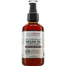 4oz Moroccan Argan Oil 100% Pure Hair, skin and Body conditioner argan oil
