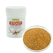 BorneoWild Stout 30g Shrimp Supplement Promotes Thick and Strong Shell