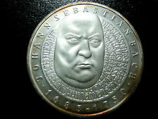Germany 10 mark 2000f in Uncirculated condition.