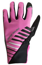Pearl Izumi 2017 Women's Cyclone Gel Winter Cycling Gloves Screaming Pink Medium