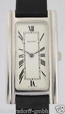 BLITA Art Deco Design Cromata Orologio da polso dai 60er anni-NEW OLD STOCK
