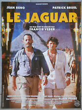 Affiche LE JAGUAR Francis Veber PATRICK BRUEL Jean Reno 40x60cm