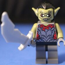 LEGO® LORD OF THE RINGS™ 9473 MORIA ORC Minifigure + SWORD & Pointed Ears!