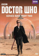 Doctor Who: Series Nine, Part Two (DVD, 2016, 2-Disc Set) NEW