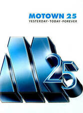 Motown 25: Yesterday Today Forever DVDs-Good Condition