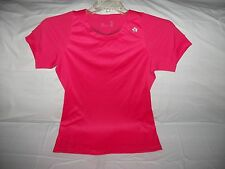RYU Sports Top Pullover Short Sleeves Deep Pink size XS NWT