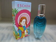 BORN IN PARADISE by ESCADA 0.14 FL oz / 4 ML Eau De Toilette New In Box