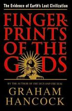 Fingerprints Of The Gods: The Evidence of Earth's Lost Civilization-ExLibrary