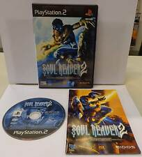 Console Gioco Game SONY Playstation 2 PS2 PAL ITA SOUL REAVER 2 - Legacy of Kain