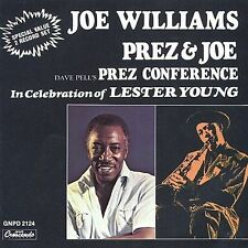 Prez & Joe: Joe Williams & Prez Conference  Audio Cassette