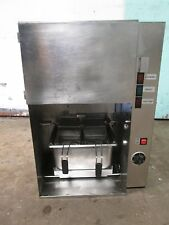 """""""FRY GUY"""" HD COMMERCIAL COUNTER-TOP 120V 1Ph VENTLESS FRYER w/ANSUL, 2 BASKETS"""