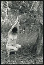 Photo Jean François Jonvelle Original Nue S.M Provence Vers 1980