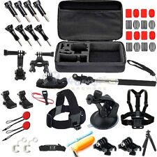 44in1 sports camera outdoor running camera for gopro Hero 2 3 4 Accessories Set