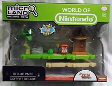 World Of Nintendo Microland Deluxe Pack Outset Island New
