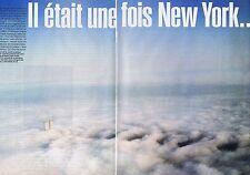 Coupure de presse Clipping 2002 le 11 Septembre 2001 à New York   (56 pages)