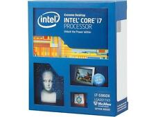 High end processore i7 5960x Extreme Edition