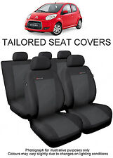 Tailored seat covers for Citroen C1  2005 - 2014  FULL SET P1