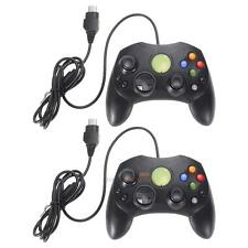 2 x Black Wireless Game Gamepad Controller for Microsoft Xbox 360 /Xbox360 Slim