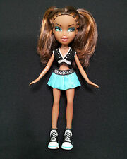 COLLECTABLE HTF BRATZ PLAY SPORTZ CHEER LEADING SASHA DOLL