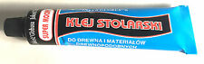 INTERGLOBUS STOLARSKI ADHESIVE FOR WOOD FABRIC THE BEST FOR WOOD/POXIPOL