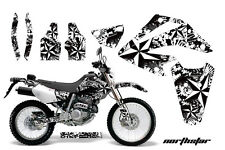 AMR Racing Honda XR 250SM Graphic Decal Number Plate Kit Bike Stickers 03-05 NS