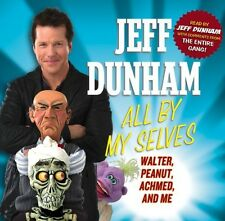 All By Myselves - Jeff Dunham (2011, CD NIEUW) Audio Book