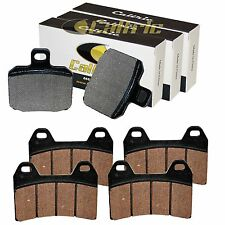 FRONT REAR BRAKE PADS FIT APRILIA RSV1000 RSV TUONO FIGHTER / TUONO R 2003-2005