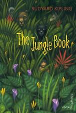 The Jungle Book (Vintage Children's Classics)-ExLibrary