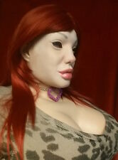 Realistic Female rubber gum latex mask Angelina Disguise NEW DESIGN!!
