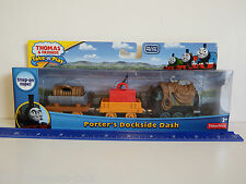 Thomas & Friends Take-n-Play Portable Railway PORTER'S DOCKSIDE DASH Vehicles